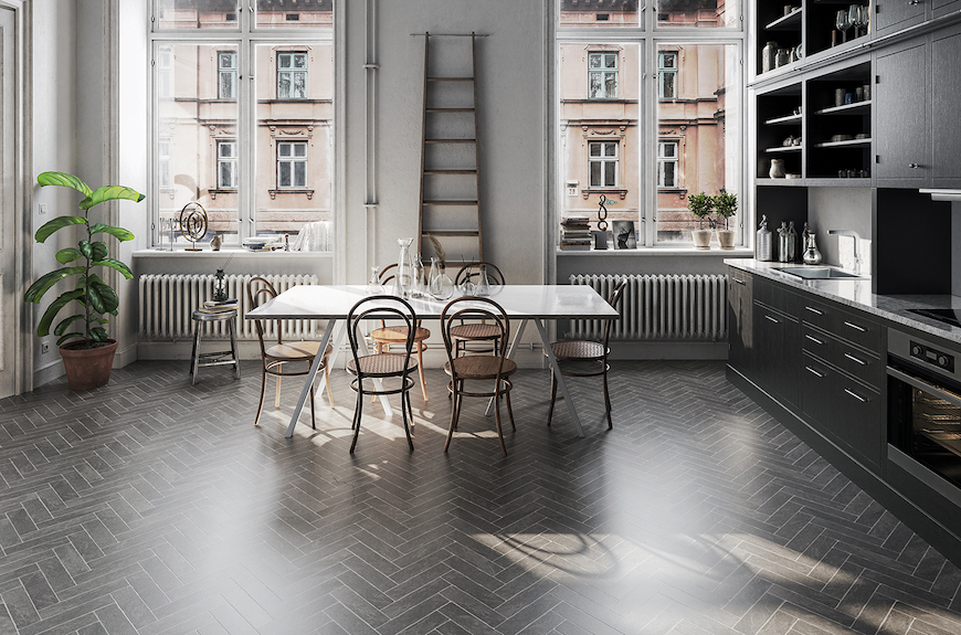 The Right Flooring Option For Your Space Based On Your Style And Function Needs Hunker