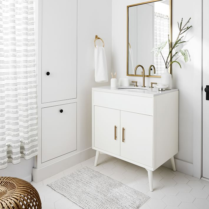 12 Places To Shop For An Affordable Bathroom Vanity Hunker